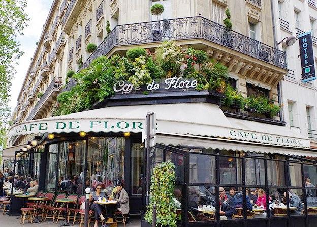 Paris_cafce_de_flore_boulevard_saint-germain_wikipedia-commons