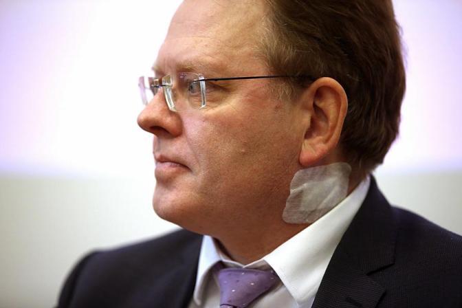 PK Andreas Hollstein, Bürgermeister von Altena